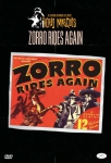 cover retro-culture - hm - zorro rides again